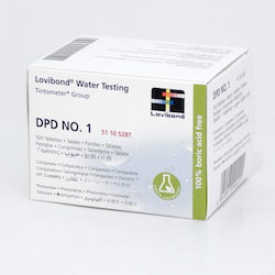 Lovibond DPD No.1 Tablet